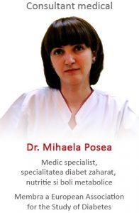 Dr. Mihaela Posea - Consultant Medical