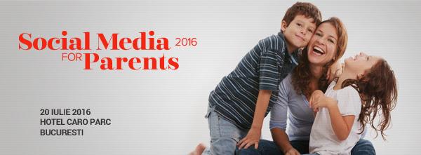 Social Media for Parents – Agora expertilor in parenting si comunicare