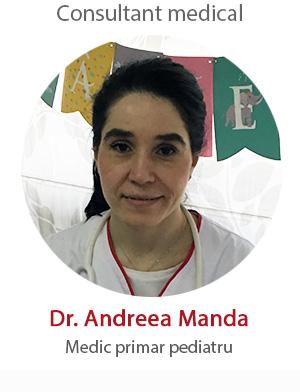 Andreea Manda