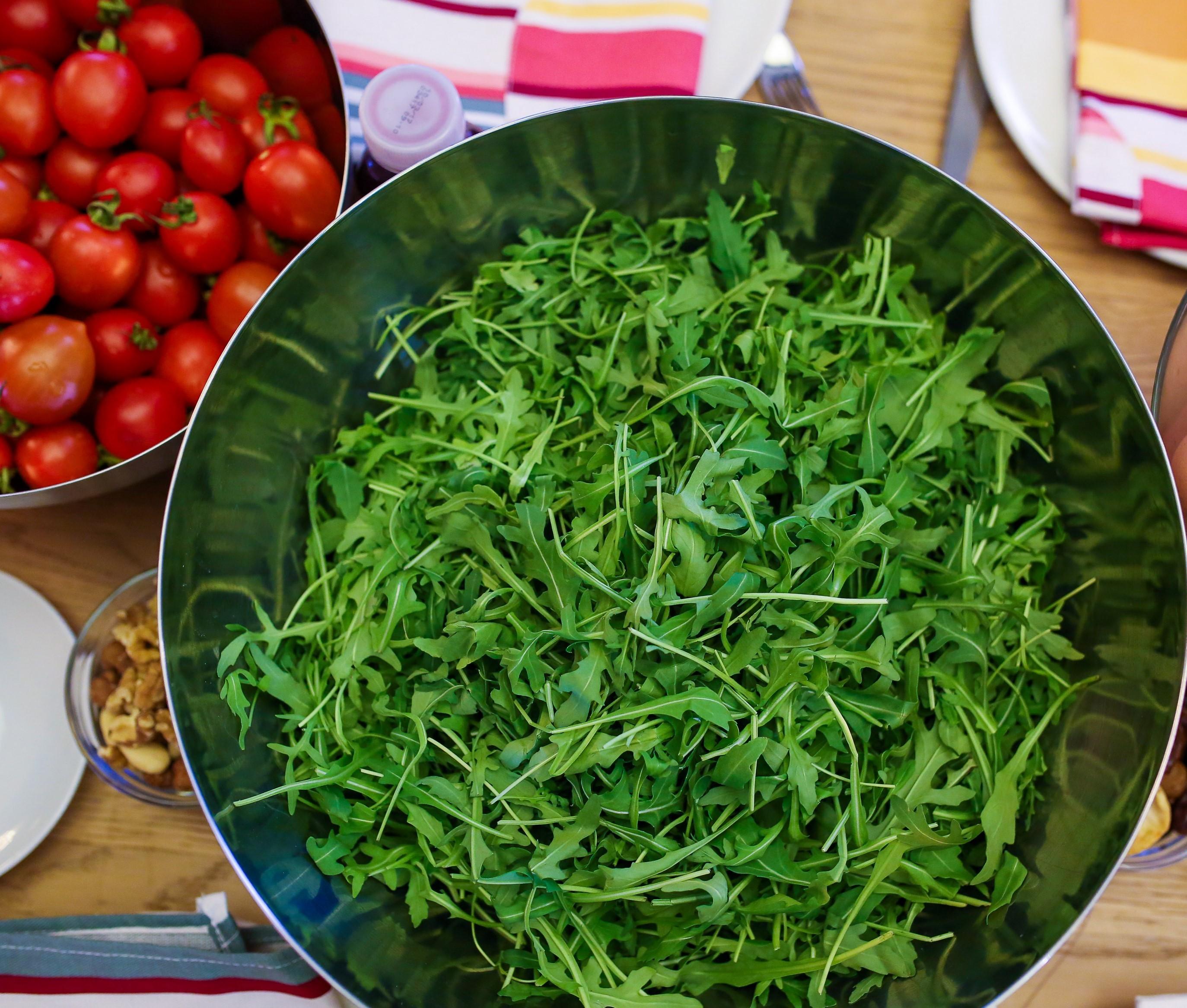Atelier despre copii si legume la Raw Generation Expo