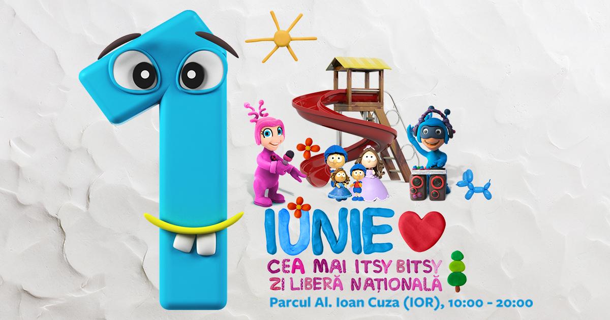 Haideti la Cea Mai Itsy Bitsy Zi Libera Nationala!