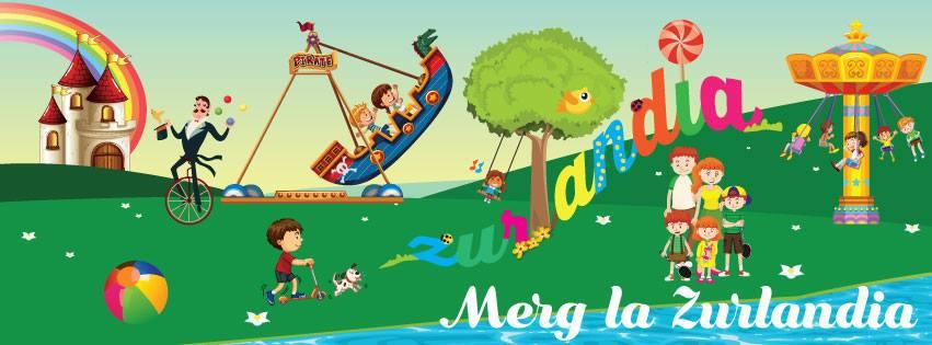 Zurlandia, cel mai mare teren de joaca pentru parinti si copii!