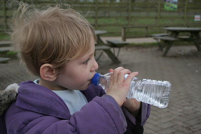 apa pentru copii