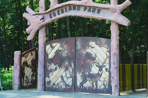 Edenland – cel mai mare parc de aventura. Galerie foto