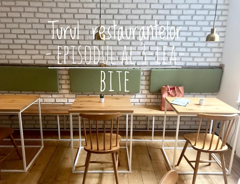Turul restaurantelor – prânz la BITE