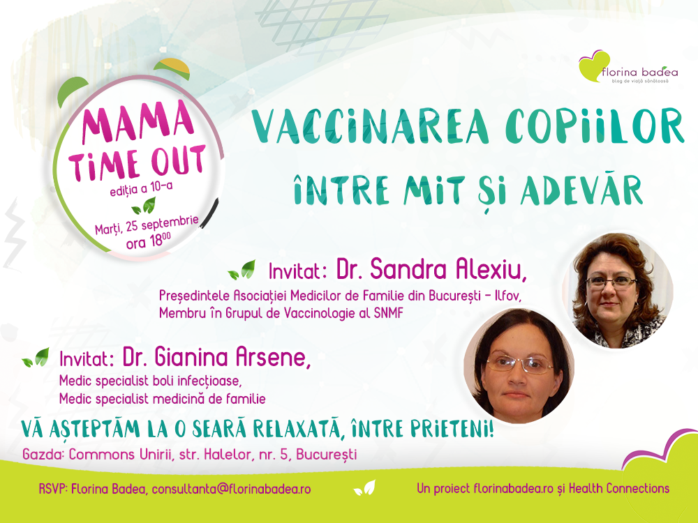 vaccinarea la Mama Time Out