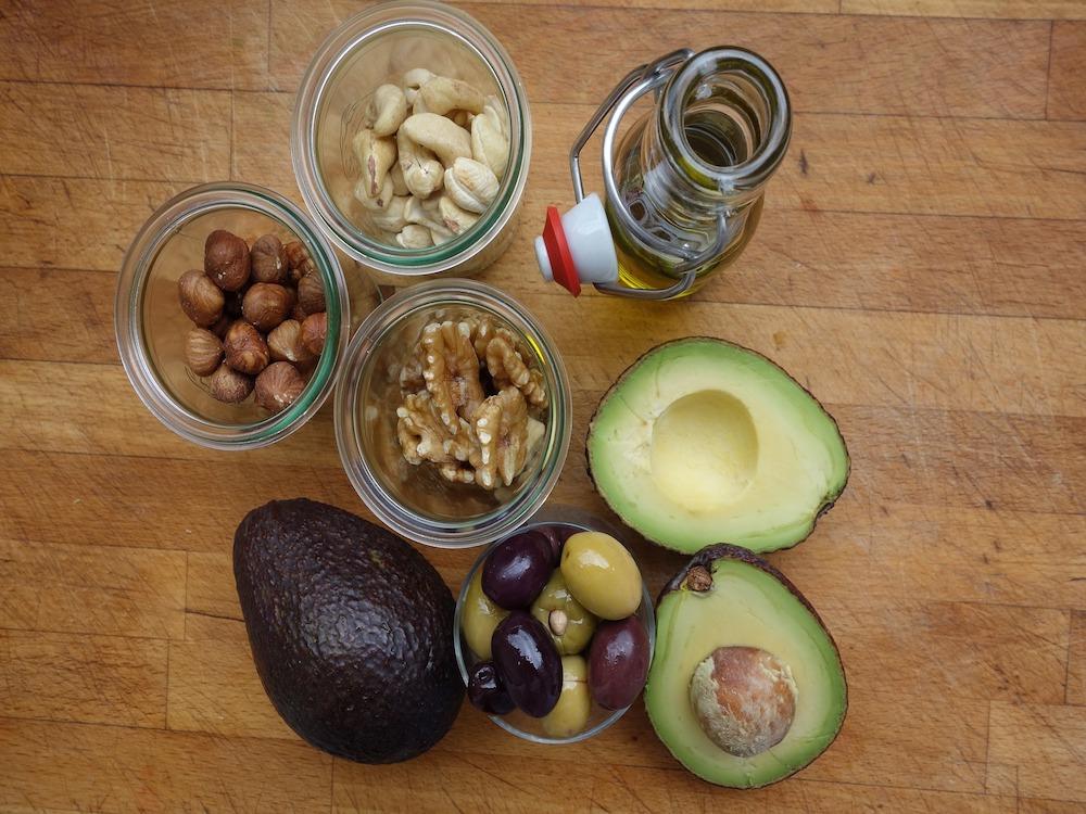 alimente care conțin grăsimi bune