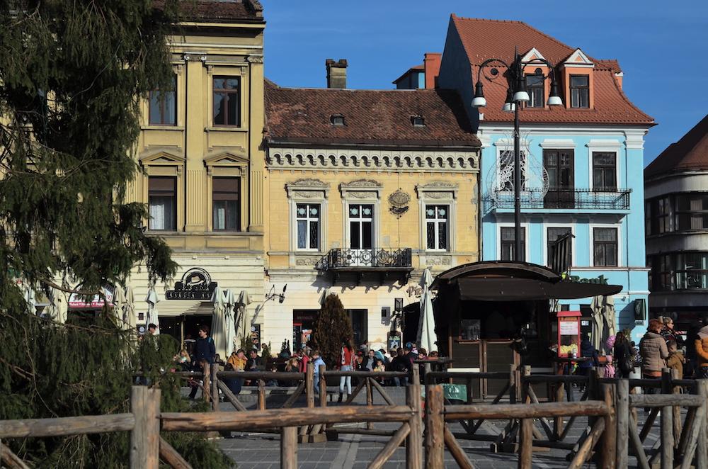 cazare în Brașov