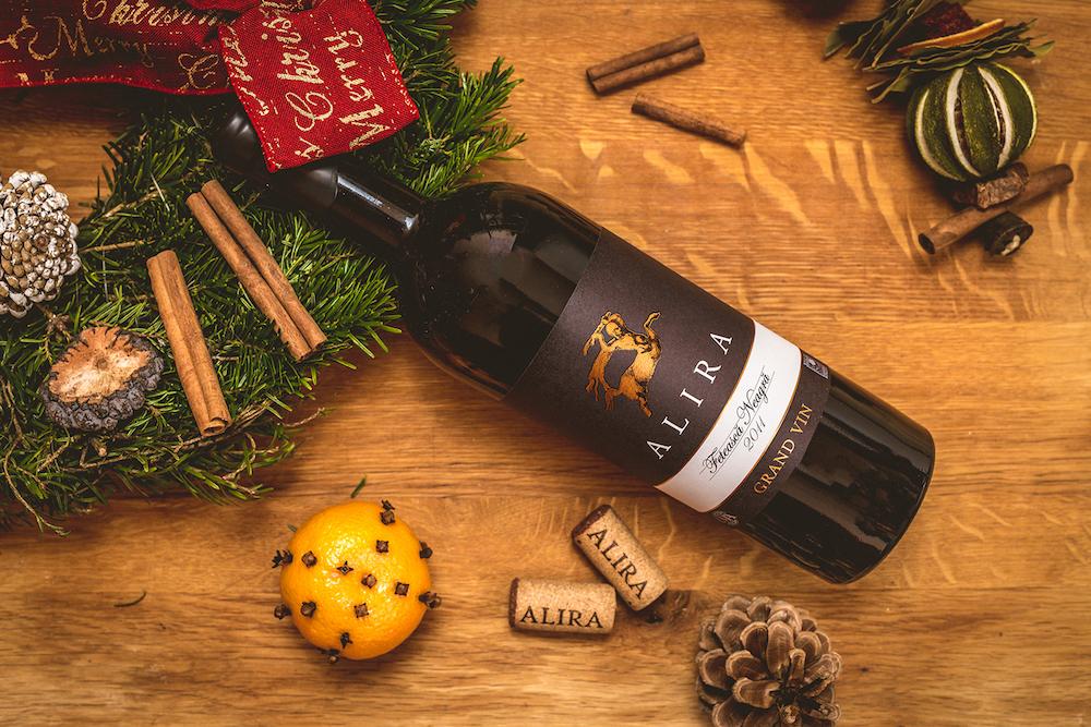 vinuri masa de Crăciun