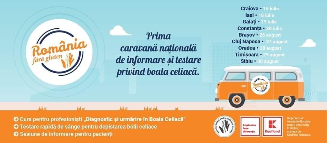 caravana gluten free