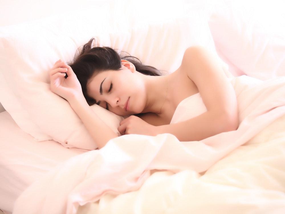 somnul și greutatea