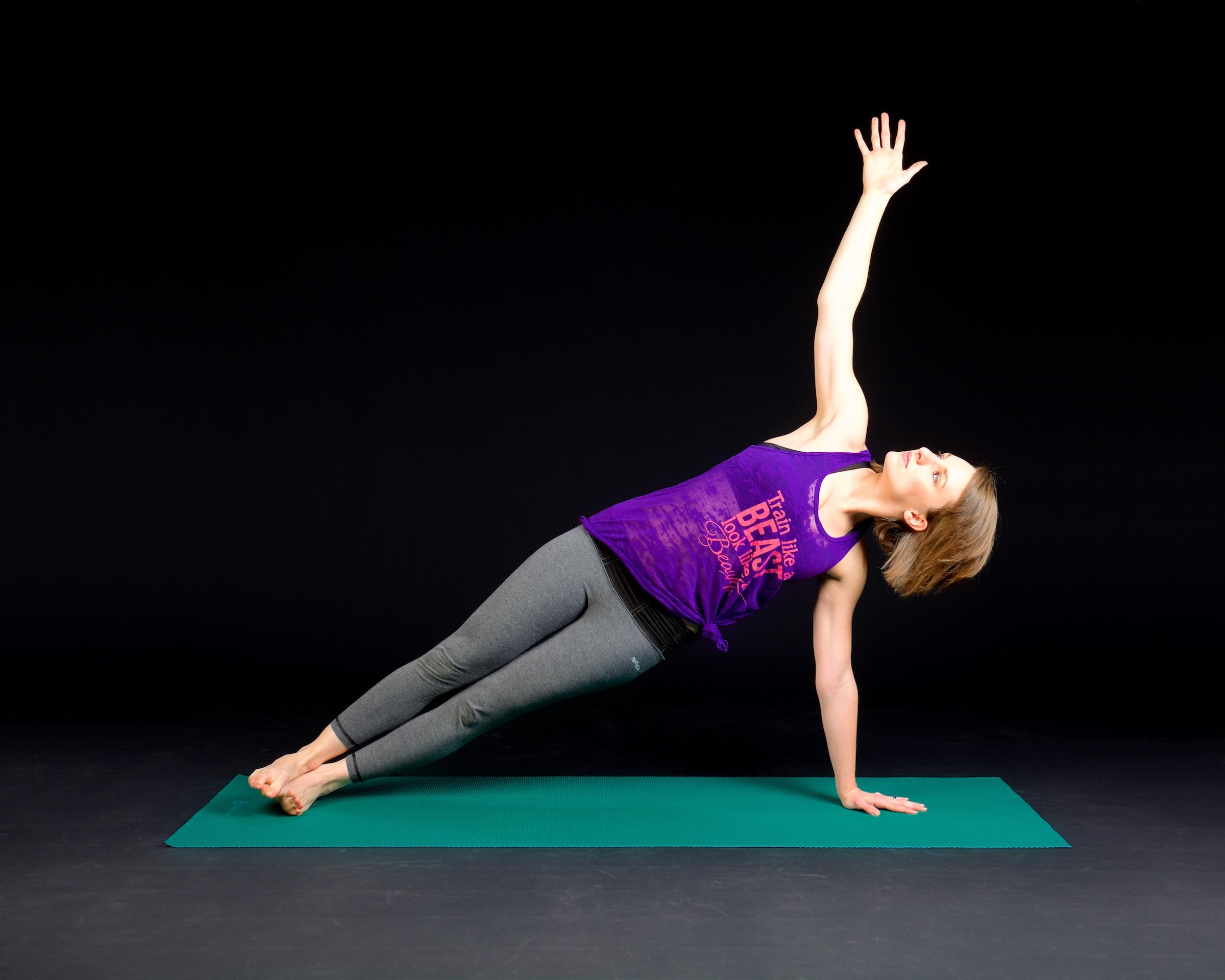 pilates ajută la slabit