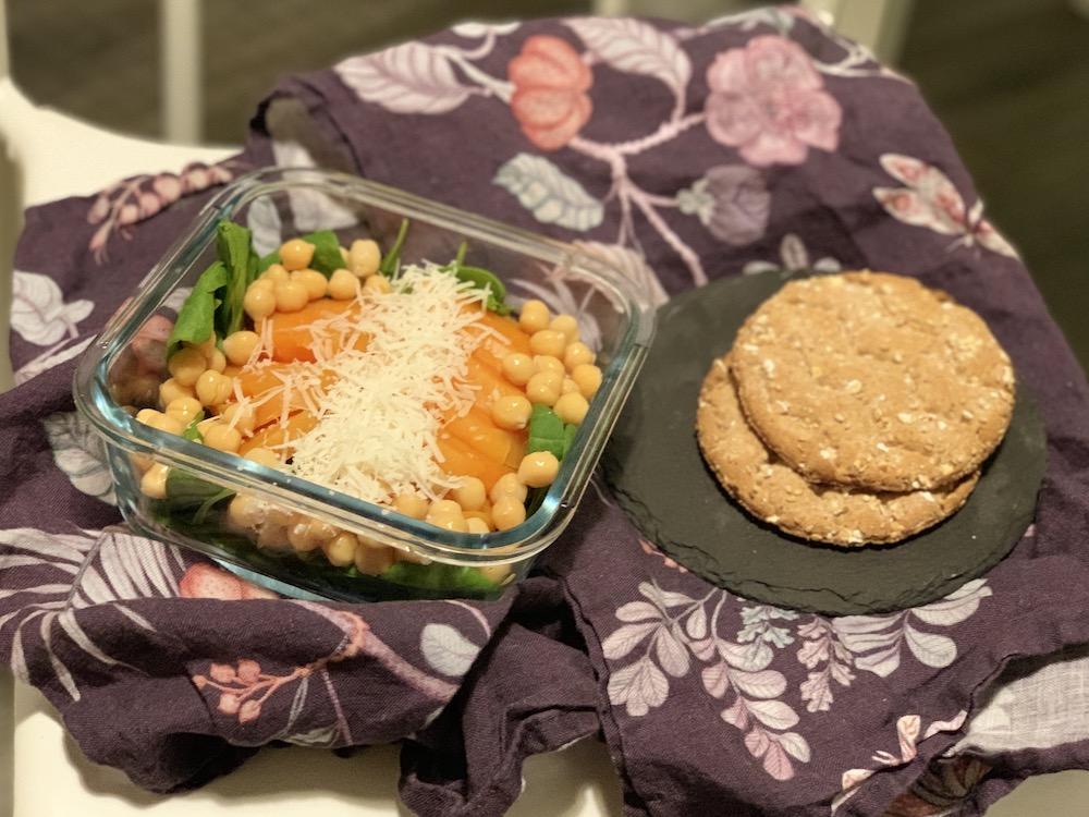 salate prânz birou