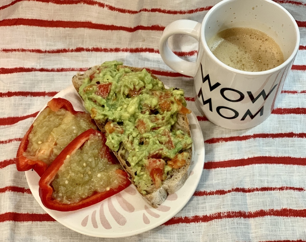 mic dejun de post