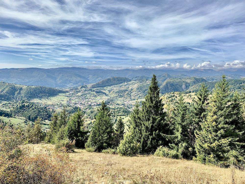 satul Peștera
