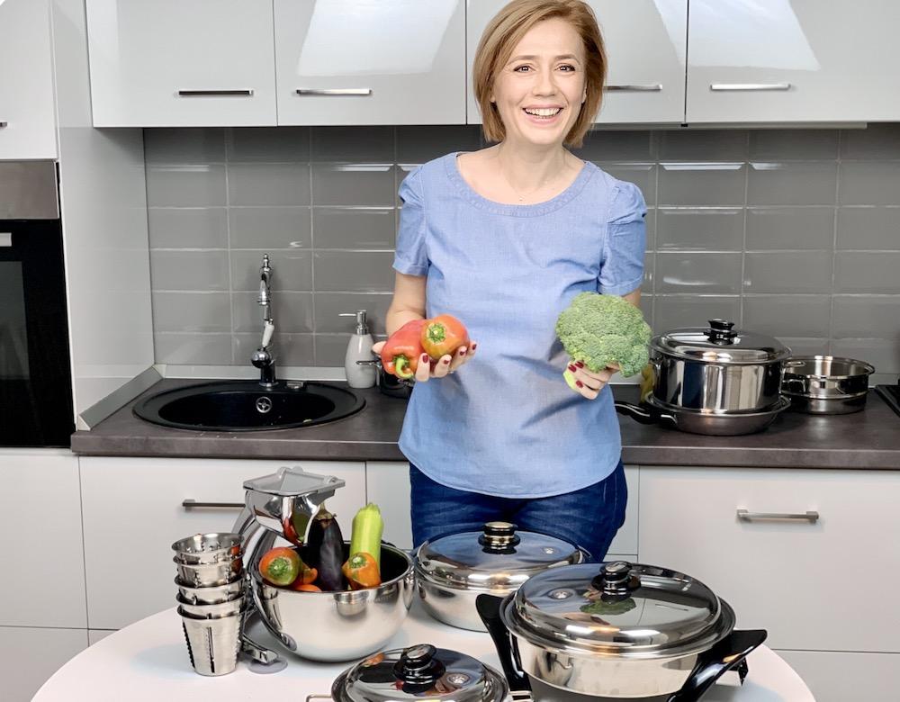 vase gătit sănătos