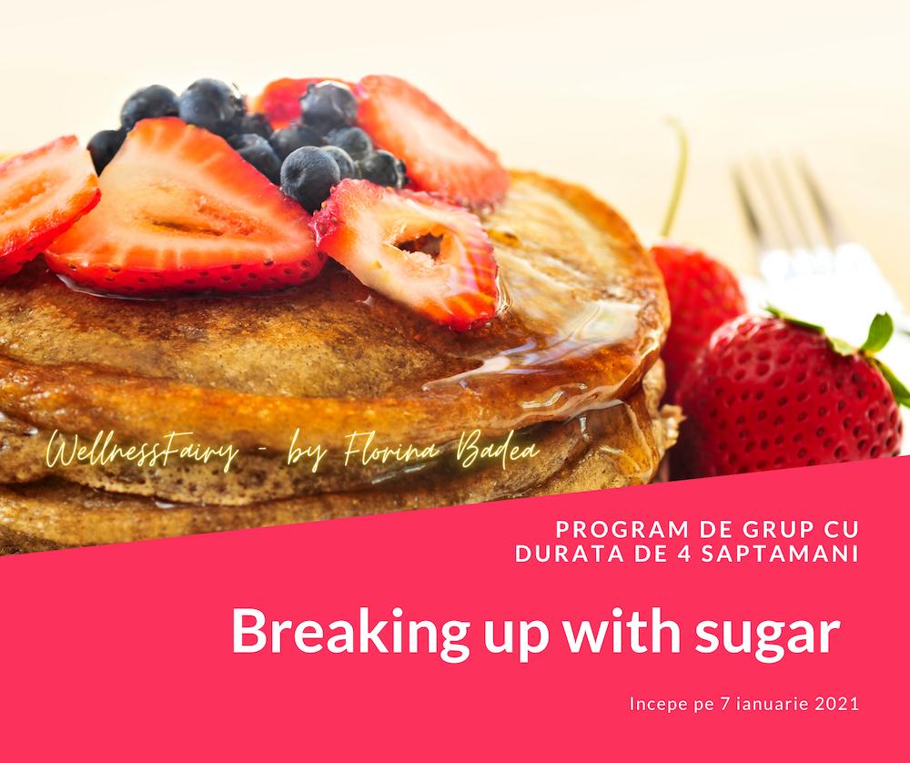 relația cu zahărul