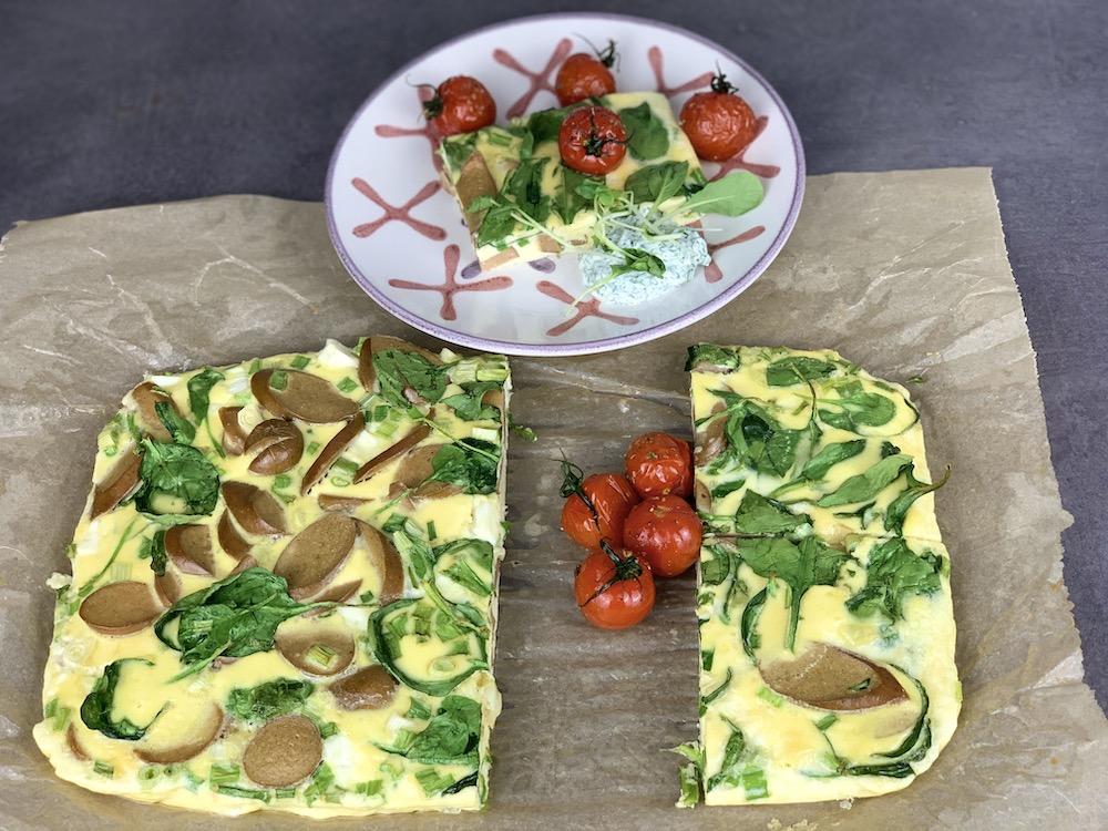 rețetă omletă cuptor