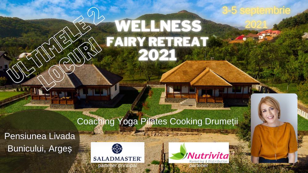 Wellness Fairy Retreat 2021